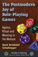 The Postmodern Joy of Role Playing Games PDF