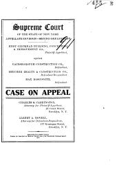 Supreme Court Appellate  Divison Second Department