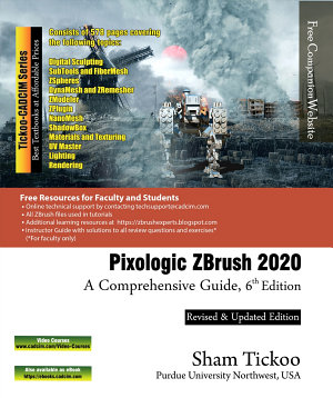 Pixologic ZBrush 2020  A Comprehensive Guide  6th Edition PDF