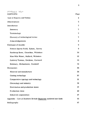 The Bulford-Helsbury Manufacturing Tradition