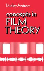 Concepts in Film Theory