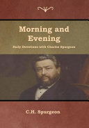 Morning and Evening Daily Devotions with Charles Spurgeon Book