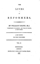 The Lives of Reformers: Volume 2