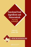 Functional Food Ingredients and Nutraceuticals PDF