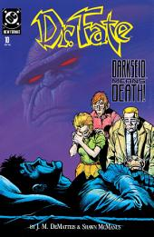 Doctor Fate (1988-) #10