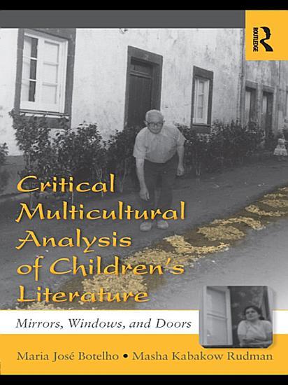 Critical Multicultural Analysis of Children s Literature PDF