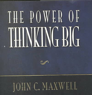 The Power of Thinking Big PDF