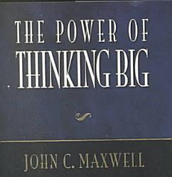 The Power Of Thinking Big Book PDF