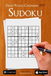 Daily Sudoku Puzzle Calendar 2017