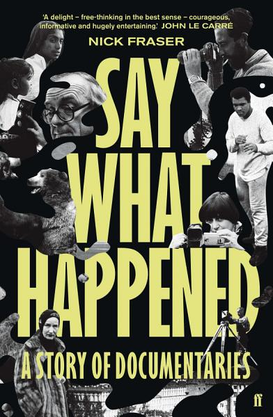 Download Say What Happened Book