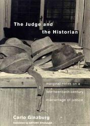 The Judge And The Historian Book PDF