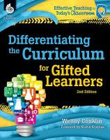 Differentiating the Curriculum for Gifted Learners 2nd Edition PDF