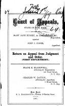 Court of Appeals 1889 Vol. 9: 1st Division