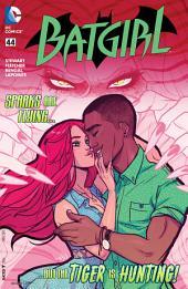 Batgirl (2011-) #44
