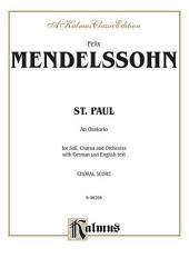 St. Paul: Choral Worship Cantata