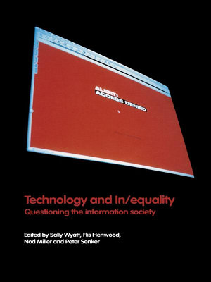 Technology and In equality