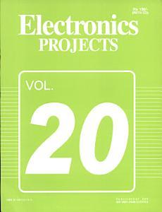 Electronics Projects Vol  20