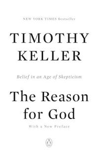 The Reason for God Book