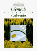 Cr  me de Colorado Cookbook Book