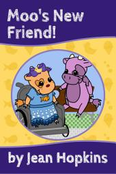 Moo's New Friend!: Moo Family Book 4