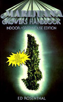 Marijuana Growers Handbook