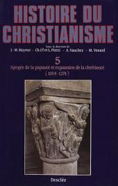 Apogée de la papauté et expansion de la chrétienté (1054-1274): Histoire du christianisme