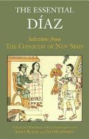 The Essential Diaz PDF