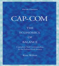 Cap Com the Economics of Balance PDF