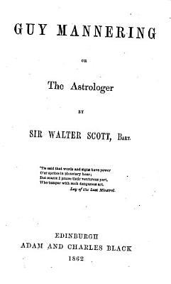 The Waverley novels  25 vols  PDF