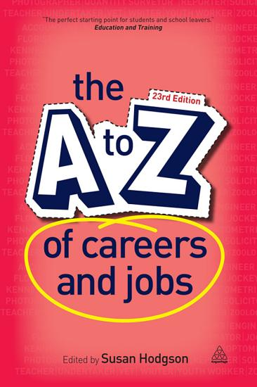 The A Z of Careers and Jobs PDF