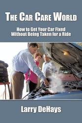 The Car Care World Book PDF