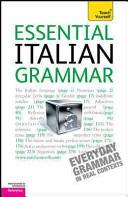 Essential Italian Grammar: A Teach Yourself Guide
