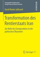 Transformation des Rentierstaats Iran PDF