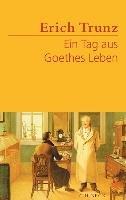 Ein Tag aus Goethes Leben PDF