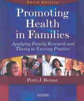 Promoting Health in Families PDF