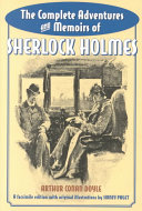 The Complete Adventures And Memoirs Of Sherlock Holmes Book PDF