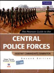 The Pearson Guide To The Central Police Forces Examination 2 E Book PDF