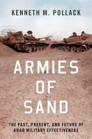 Armies of Sand PDF