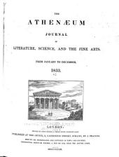 The Athenaeum: Issues 271-322