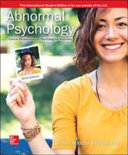 ISE Abnormal Psychology  Clinical Perspectives on Psychological Disorders