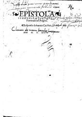 Epistola Iohannis Bvgenhagii Pomerani ad Anglos: Responsio Iohannis Cochlaei