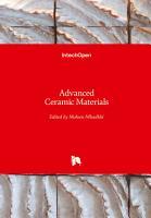 Advanced Ceramic Materials PDF