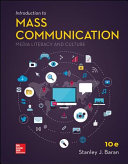LooseLeaf for Introduction to Mass Communication  Media Literacy and Culture PDF