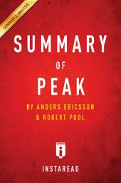 Peak: by Anders Ericsson and Robert Pool | Summary & Analysis