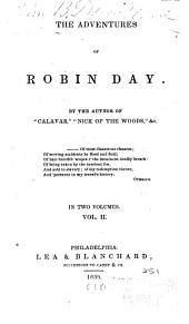 The Adventures of Robin Day: Volume 2