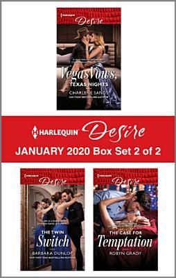 Harlequin Desire January 2020   Box Set 2 of 2