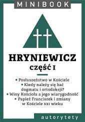 Hryniewicz [teolog]. Minibook