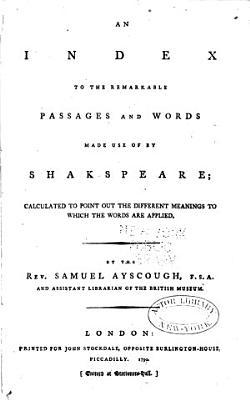 Shakspeare s Dramatic Works
