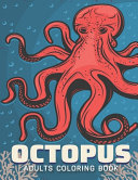 Octopus Adults Coloring Book