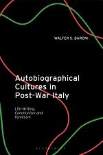 Autobiographical Cultures in Post-War Italy